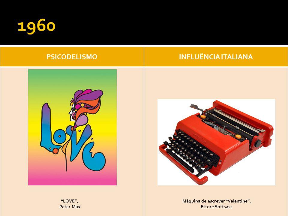 Máquina de escrever Valentine ,