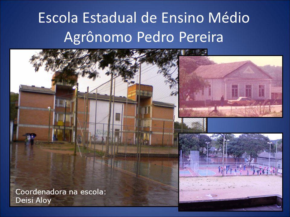 Escola Estadual de Ensino Médio Agrônomo Pedro Pereira