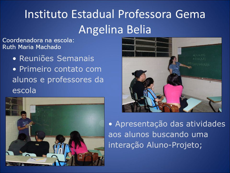 Instituto Estadual Professora Gema Angelina Belia