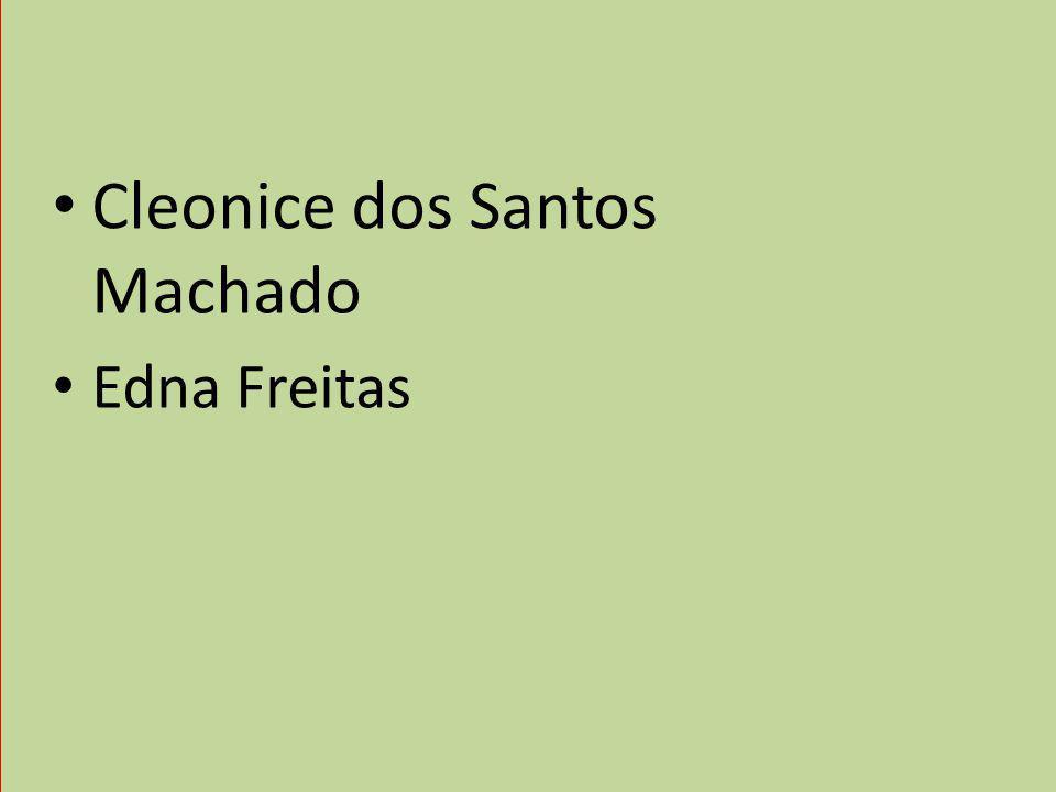 Cleonice dos Santos Machado