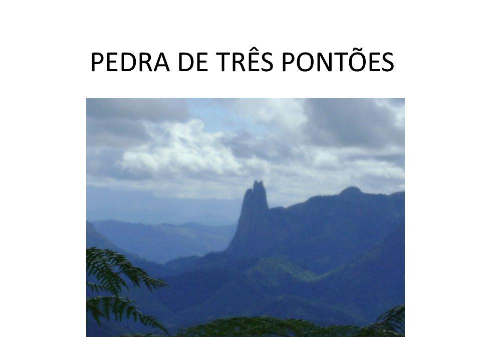 PEDRA DE TRÊS PONTÕES