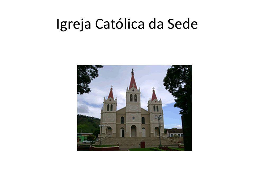 Igreja Católica da Sede