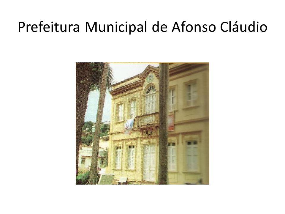 Prefeitura Municipal de Afonso Cláudio