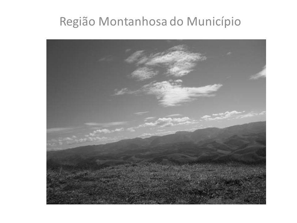 Região Montanhosa do Município