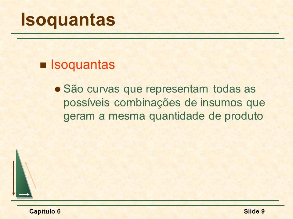 Isoquantas Isoquantas