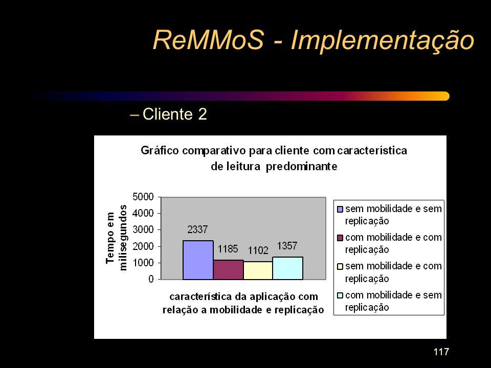 ReMMoS - Implementação