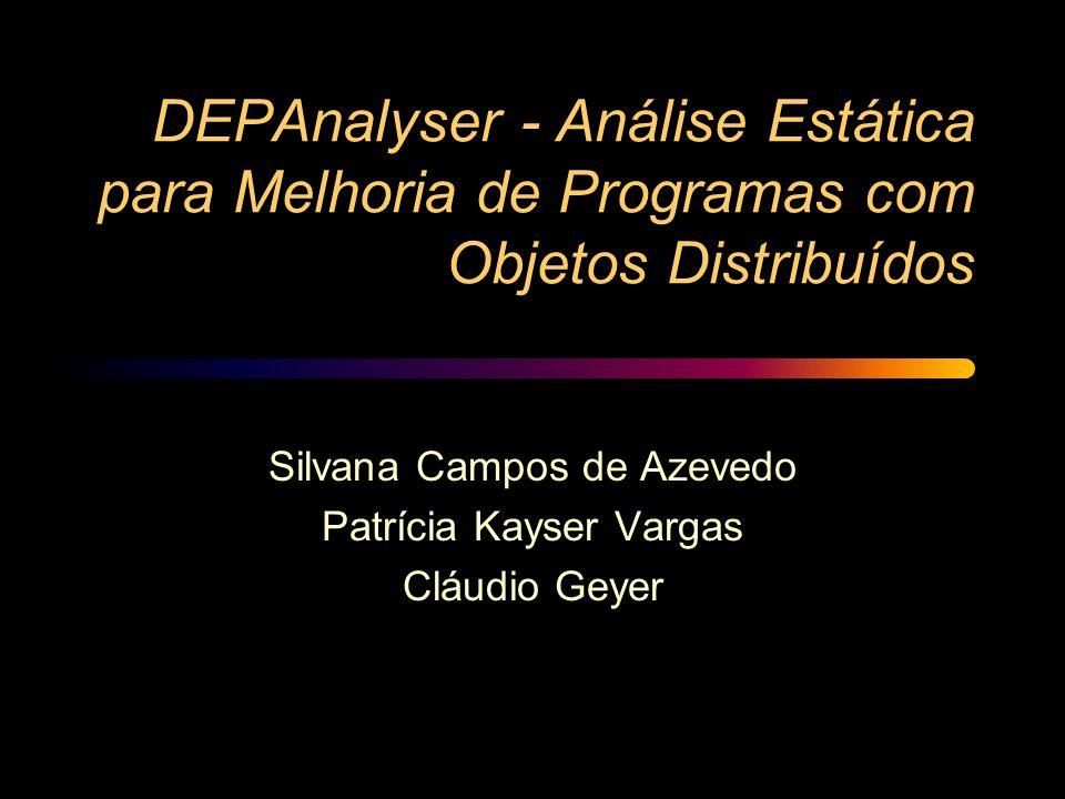 Silvana Campos de Azevedo Patrícia Kayser Vargas Cláudio Geyer