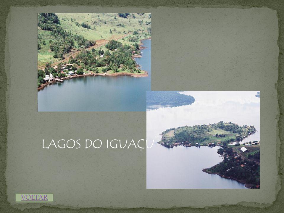 LAGOS DO IGUAÇU VOLTAR