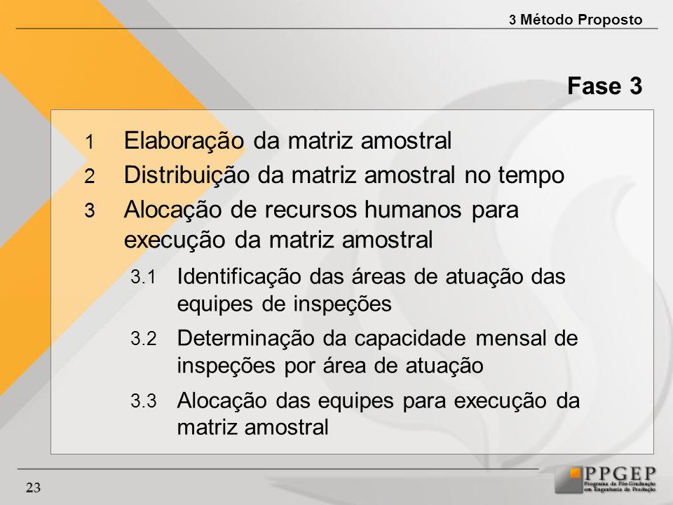 Fase 3 1 Elaboração da matriz amostral