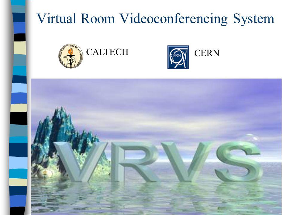 Virtual Room Videoconferencing System