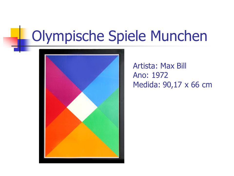 Olympische Spiele Munchen