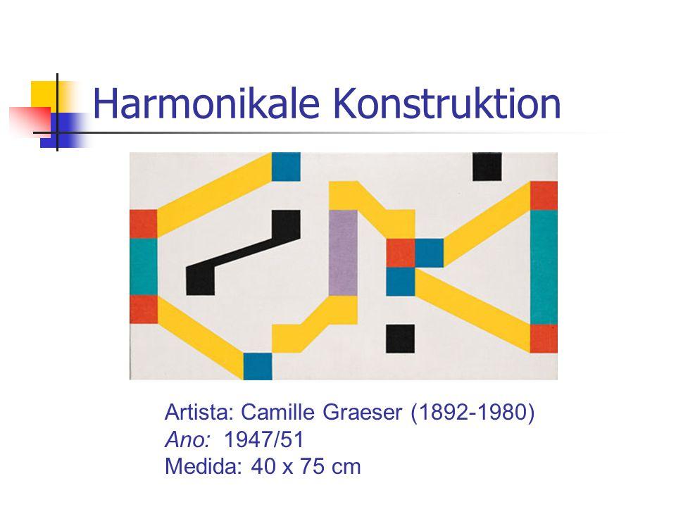 Harmonikale Konstruktion
