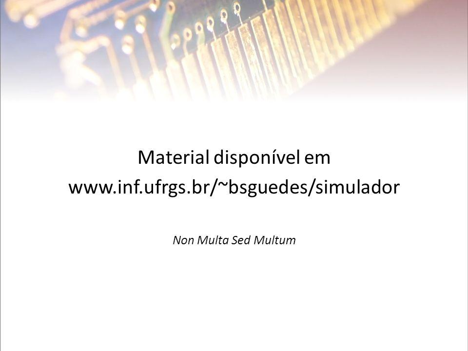 Material disponível em