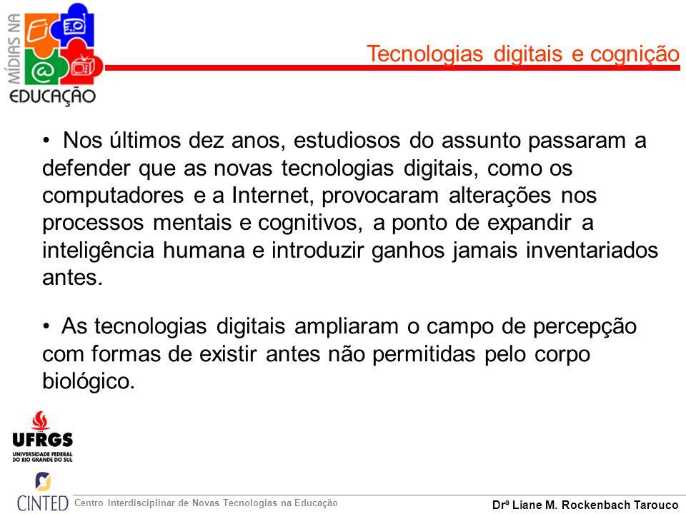 Tecnologias digitais e cognição