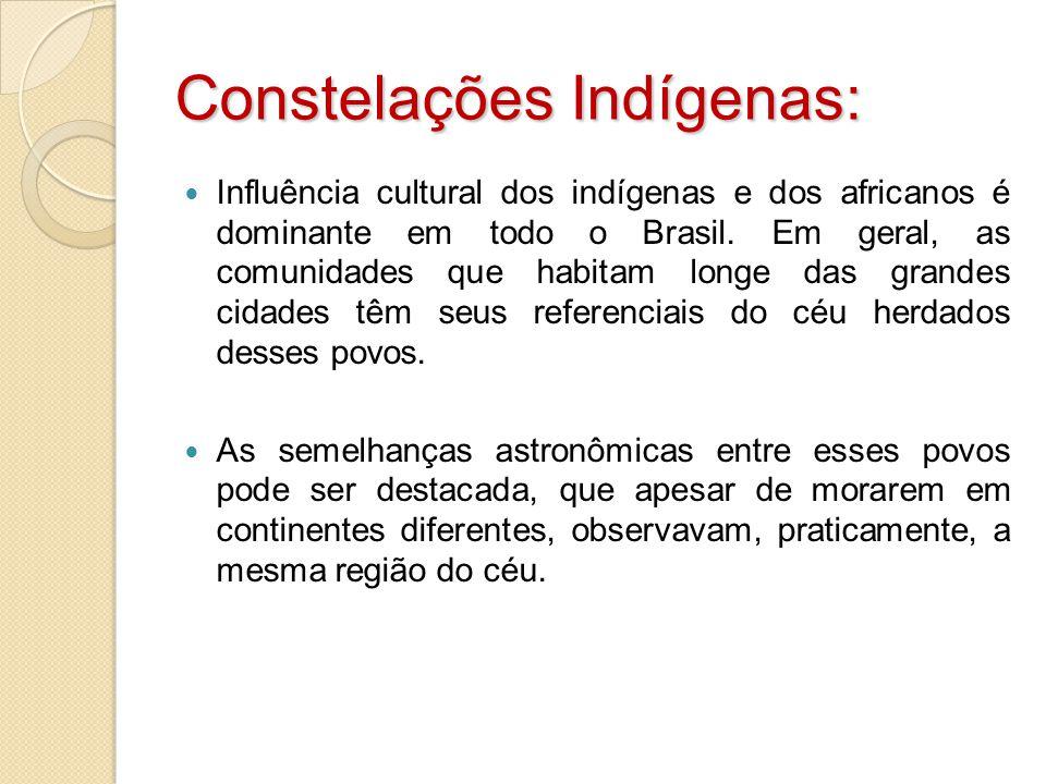 Constelações Indígenas: