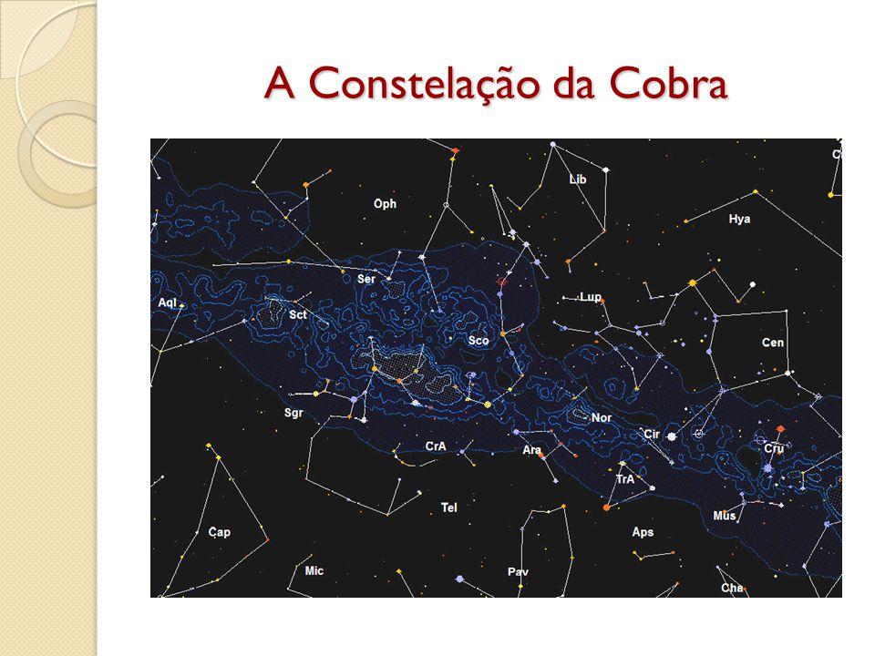 A Constelação da Cobra