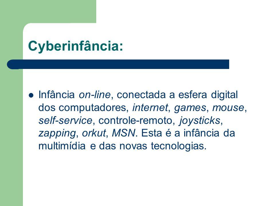 Cyberinfância: