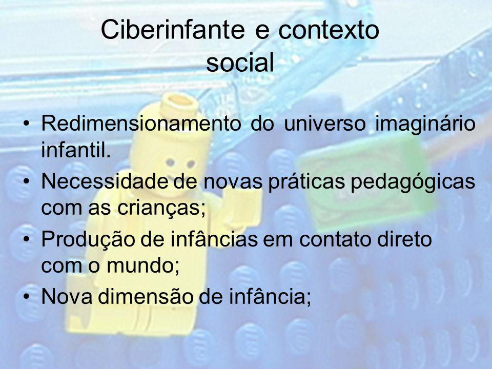 Ciberinfante e contexto social