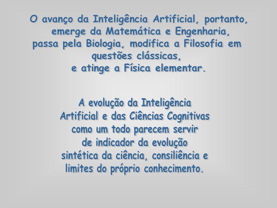 O avanço da Inteligência Artificial, portanto,