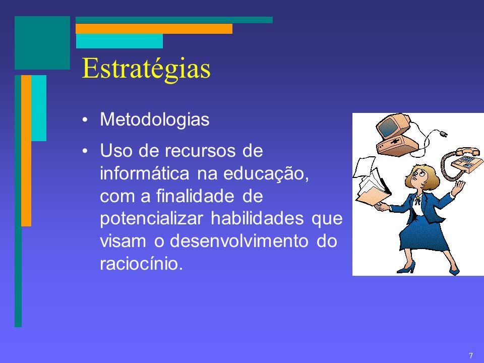 Estratégias Metodologias