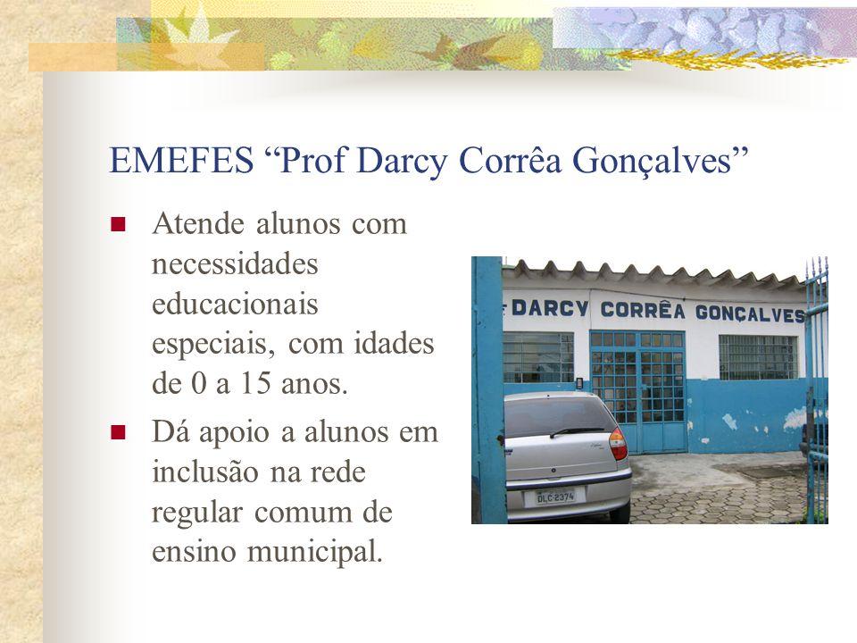 EMEFES Prof Darcy Corrêa Gonçalves