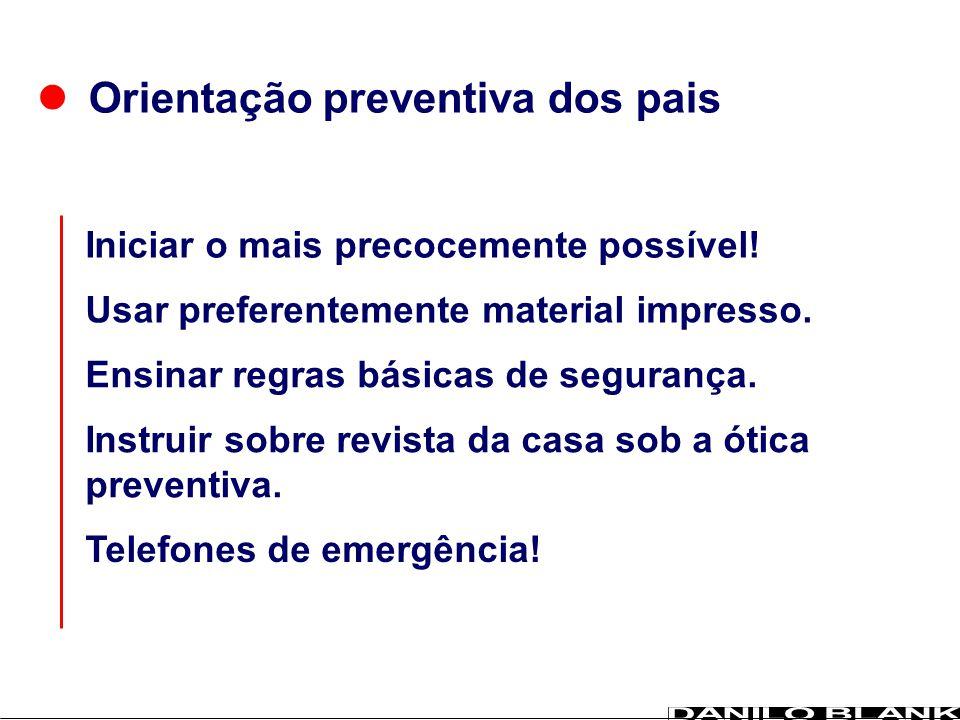 Orientação preventiva dos pais