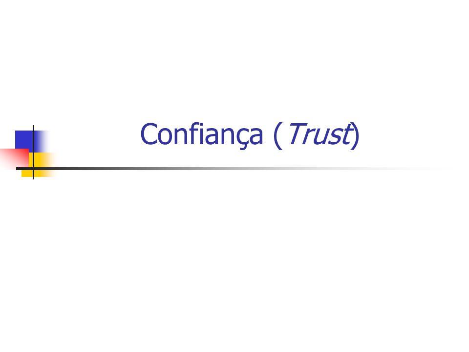 Confiança (Trust)
