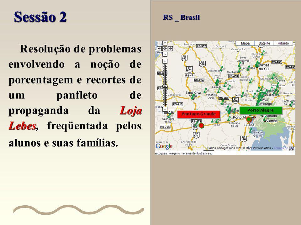 Sessão 2 RS _ Brasil.