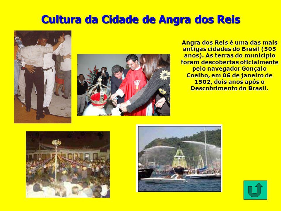 Cultura da Cidade de Angra dos Reis