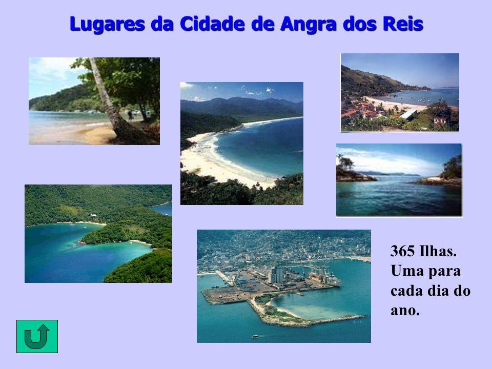 Lugares da Cidade de Angra dos Reis