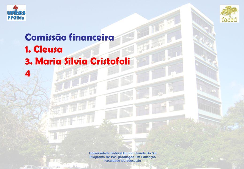 3. Maria Silvia Cristofoli 4