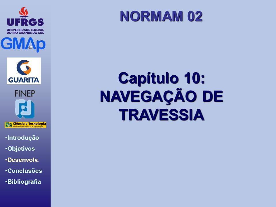 Capítulo 10: NAVEGAÇÃO DE TRAVESSIA