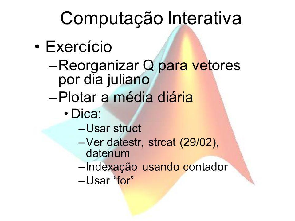 Computação Interativa