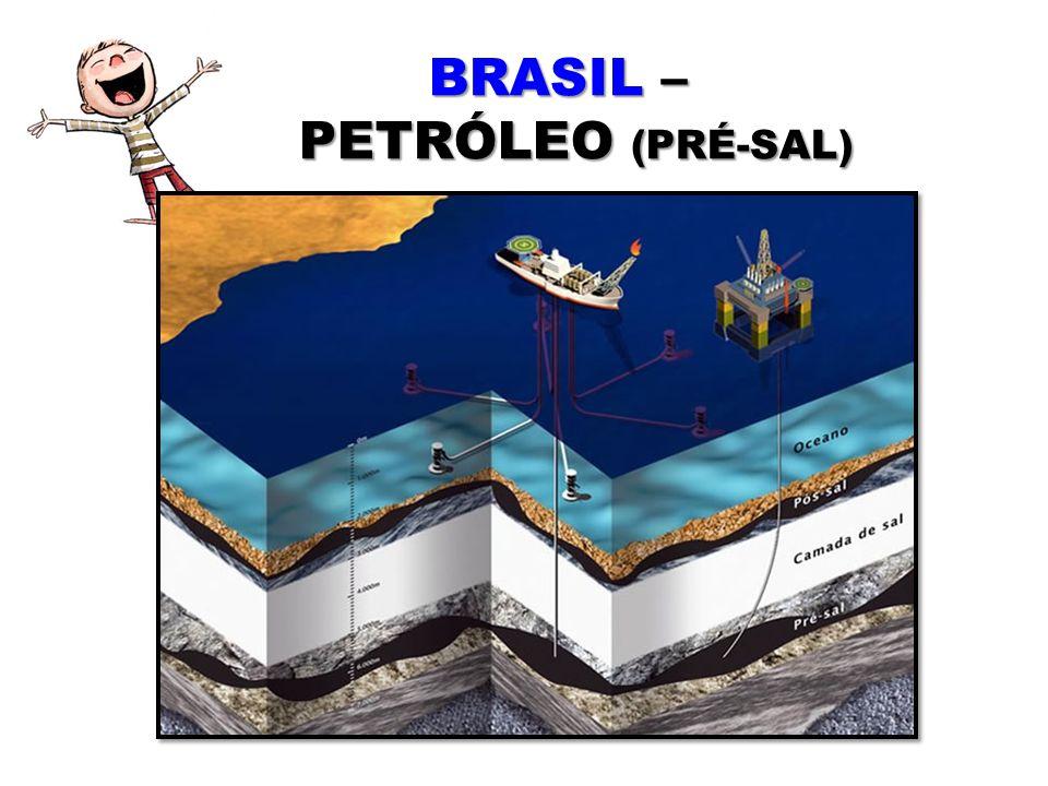 BRASIL – PETRÓLEO (PRÉ-SAL)