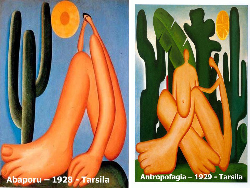 Antropofagia – 1929 - Tarsila
