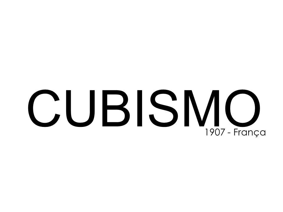 CUBISMO 1907 - França