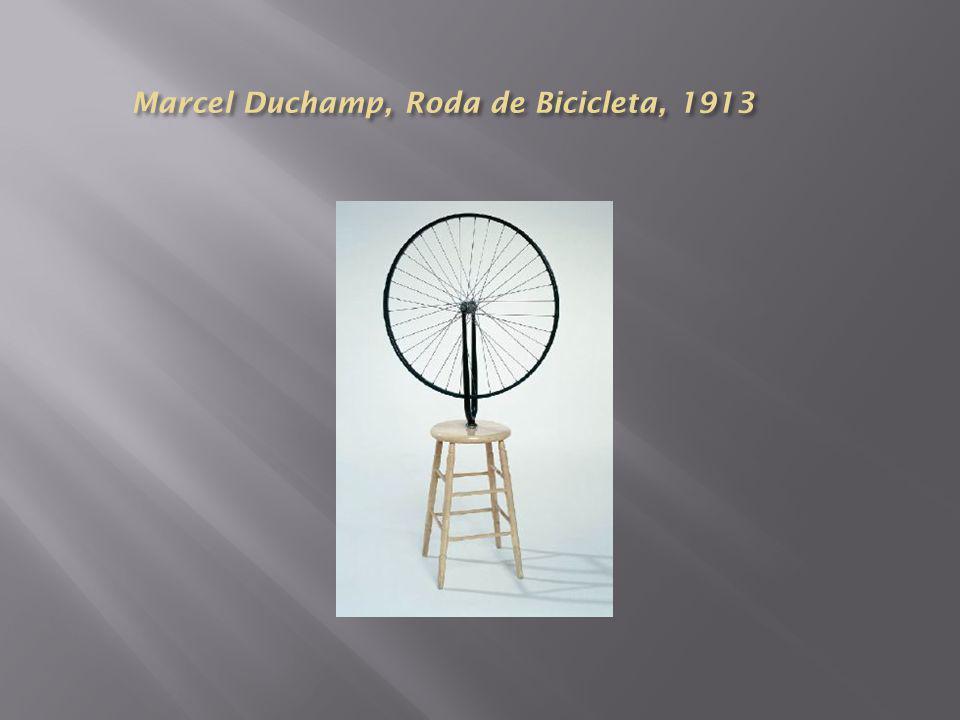 Marcel Duchamp, Roda de Bicicleta, 1913
