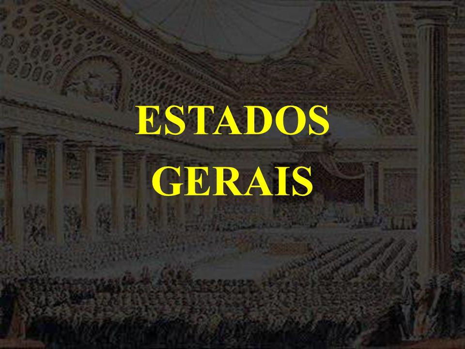 ESTADOS GERAIS
