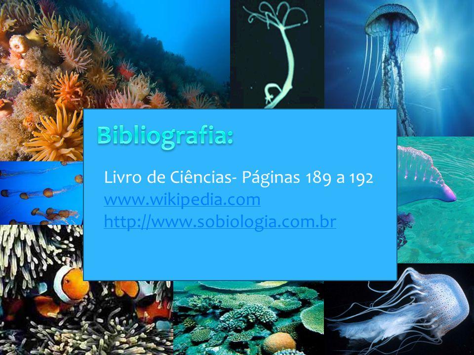 Bibliografia: Livro de Ciências- Páginas 189 a 192 www.wikipedia.com