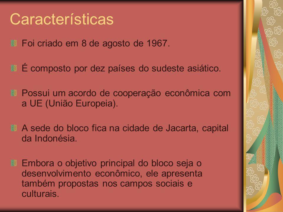 Características Foi criado em 8 de agosto de 1967.