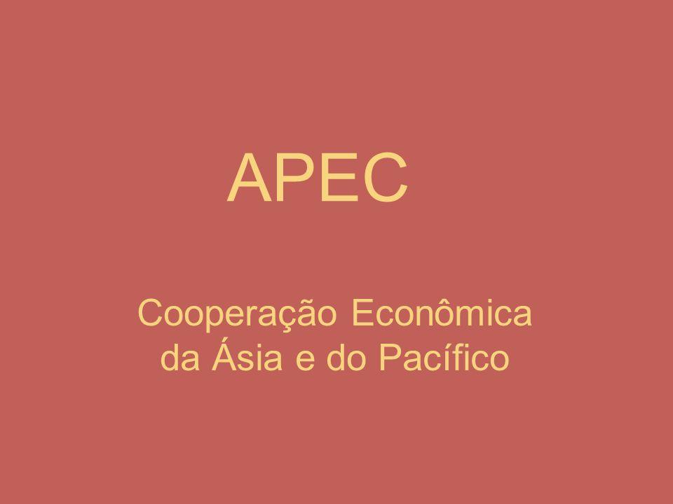 Cooperação Econômica da Ásia e do Pacífico
