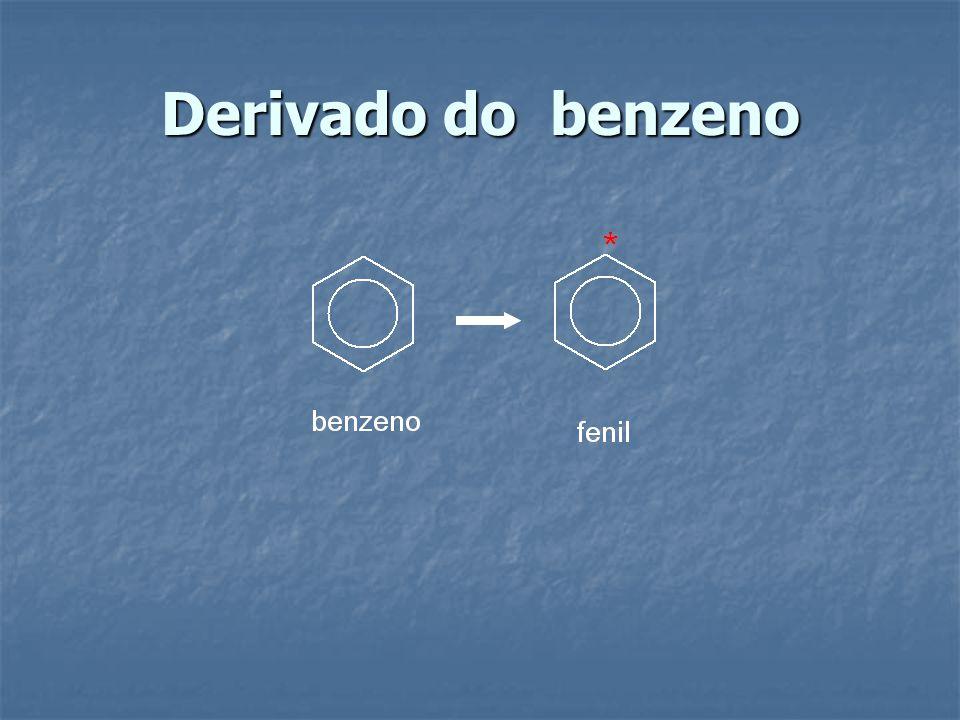 Derivado do benzeno