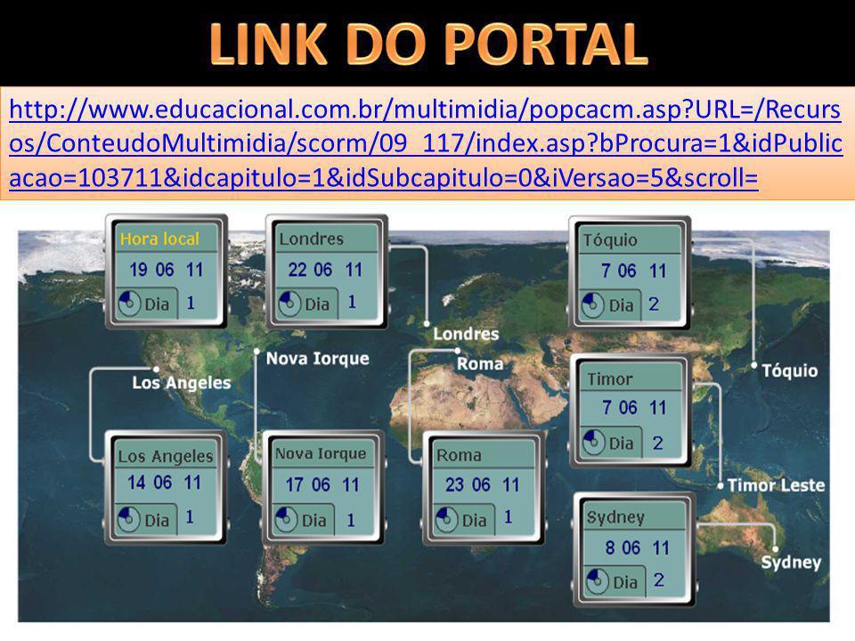 LINK DO PORTAL