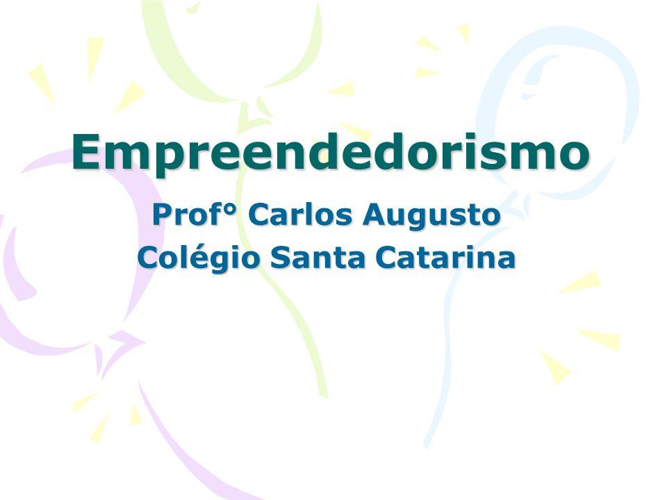 Prof° Carlos Augusto Colégio Santa Catarina