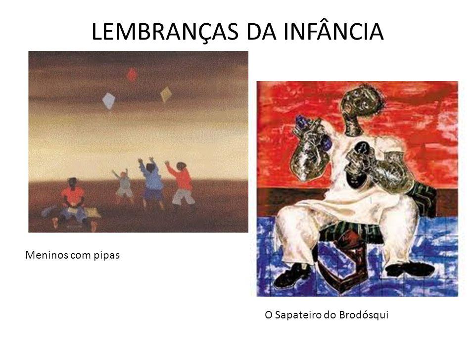 LEMBRANÇAS DA INFÂNCIA