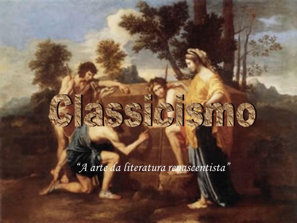 A arte da literatura renascentista