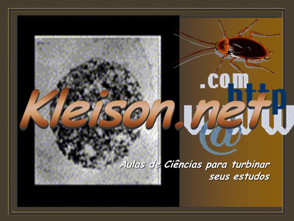 Kleison.net Aulas de Ciências para turbinar seus estudos