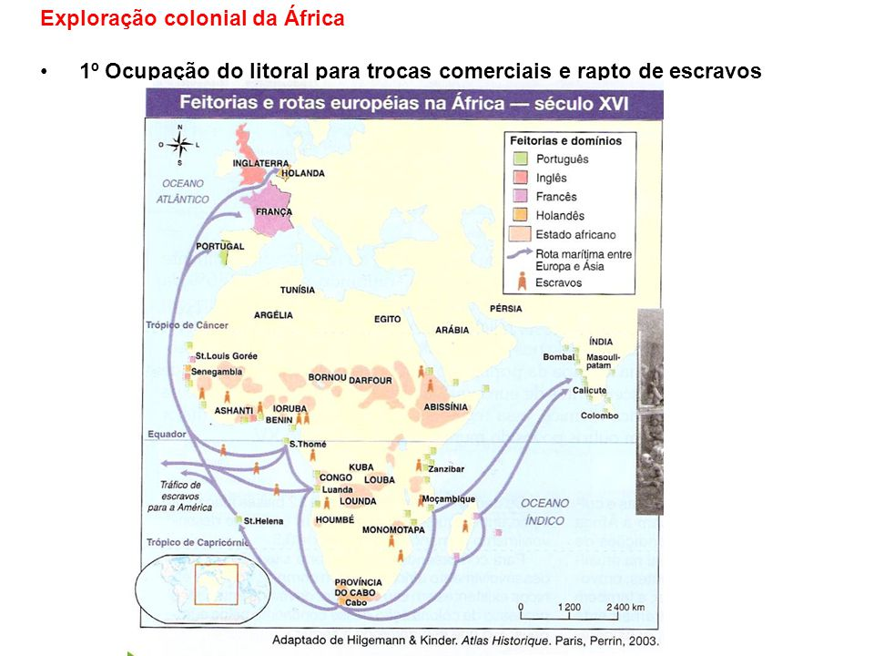 Exploração colonial da África
