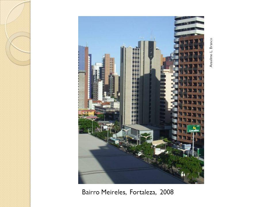 Bairro Meireles, Fortaleza, 2008