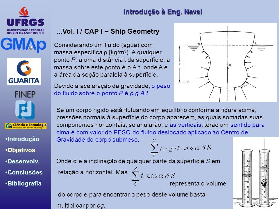 ...Vol. I / CAP I – Ship Geometry